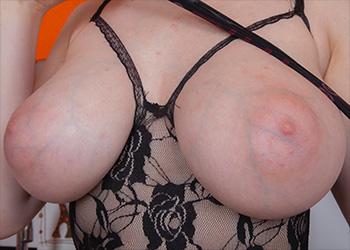 Adriana Tella crotchless