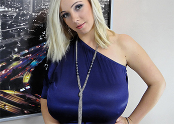 Agnetis Silk Dress Titties