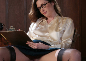 Aimee Sweet Secretary Lust