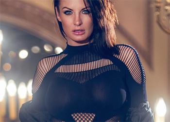 Alektra Blue Sexy Model