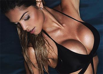 Alessandra Sironi Sexy Model