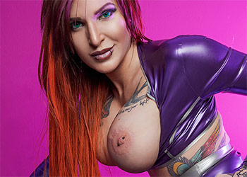 Alexxa Vice vr cosplay
