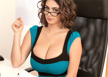 Alexya Hot Office Chick Scoreland
