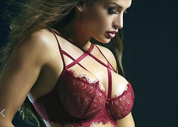 Miss Ali Drew lingerie