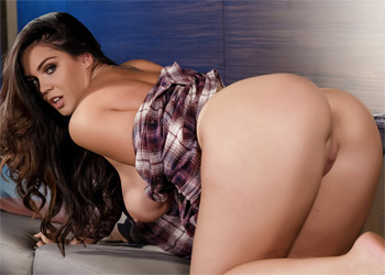 Alison Tyler Hot Ass On The Couch