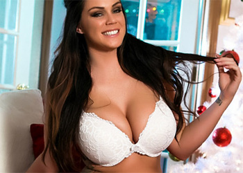 Alison Tyler Happy Holiday Tits