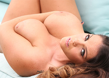 Alison Tyler Camo Bikini Riot