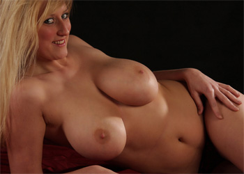 Ally Busty German Beauty