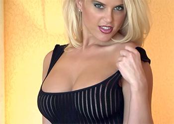 Amy Miller Black Lingerie Nudes