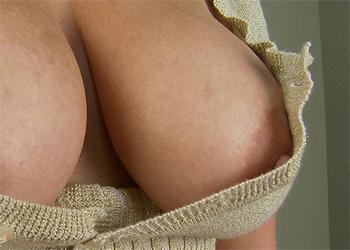 Anabelle Pync POV Tits