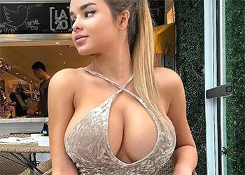Anastasia Kvitko hot bae