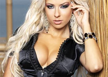 Andrea Teodora Sexy Model