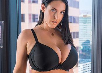 Angela White VR bangers