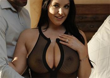 Angela White nude new sensations