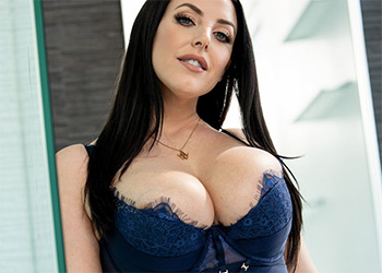 Angela White wet and ready babes
