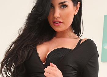 Ann Denise black dress