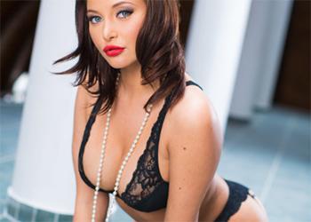 Anna Polina Sexy Model