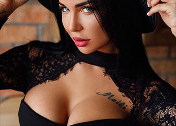 Anna Levchenko busty