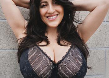 Antonella Kahllo Lace Bra