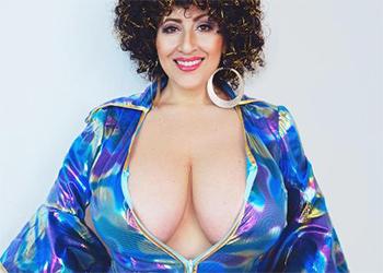 Antonella Kahllo Disco Tits