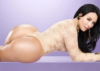 Ashley Logan Thick Showgirl