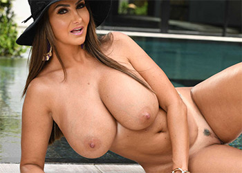 Ava Addams no trespassing brazzers