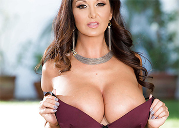 Ava Addams Busting Out