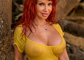 Bianca Beauchamp Gold Dress Heaven