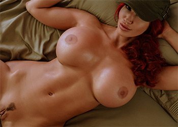 Bianca Beauchamp bedroom drill