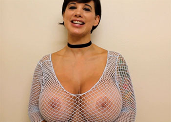 Brittany Elizabeth huge tits video