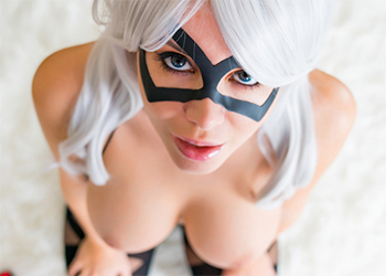 Bryci Black Cat Lingerie