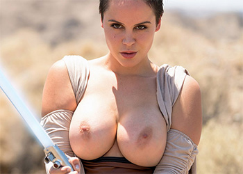 Bryci nude star wars cosplay