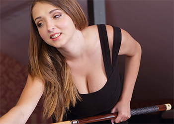 Busty Buffy Billiards Game
