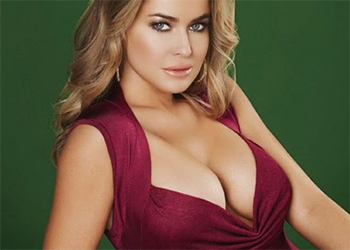 Carmen Electra Big Boobs