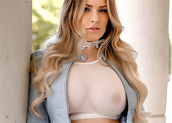 Carrie LaChance outdoors