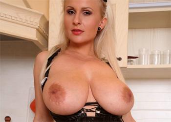 Cassandra Busty Maid