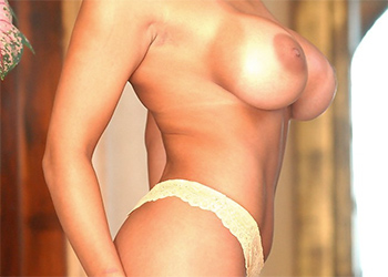 Christine Faulk Exotic Nude Model