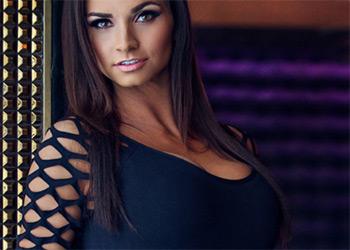 Christy Ann black dress