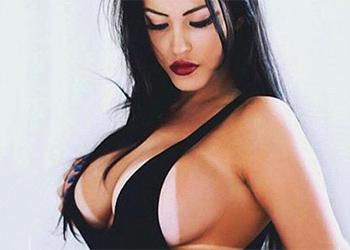 Claudia Alende Busty Brazilian
