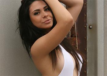 Cynthia Hart Bikini