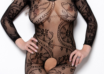 Daisy Sheer Bodysuit