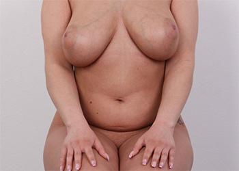 Dana Czech Casting Big Tits