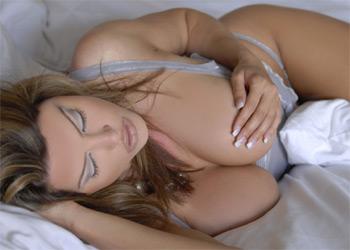 Dana Hamm Sexy Model