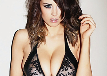 Danielle Sharp Busty Beauty