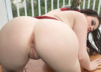 Daphne Rosen apple ass