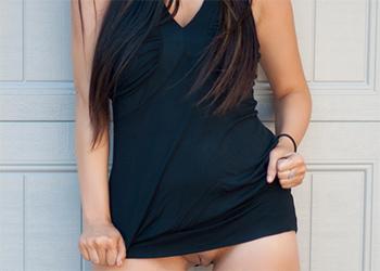 Darla Black Dress Devine Ones