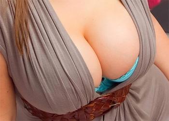 Dayna Nice Dress And Tits