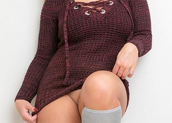 Dezire Tutto sweater tits