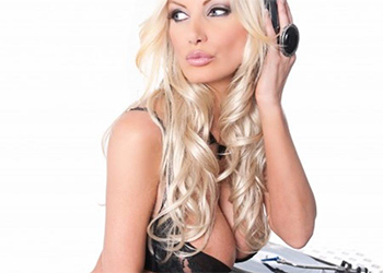 DJ Miss B Sexy Model