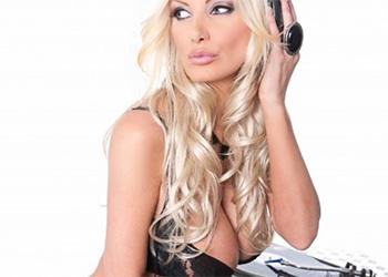 DJ Miss B big boobs